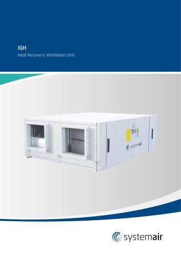 Heat Recovery Fresh Air Unit