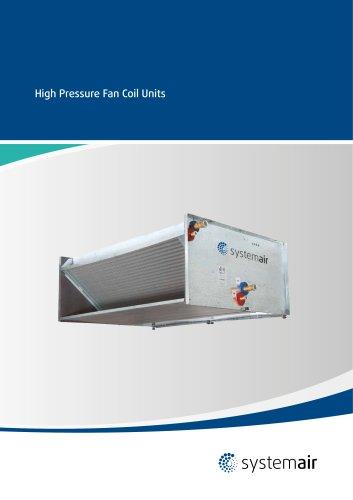 High Pressure Fan Coil Units