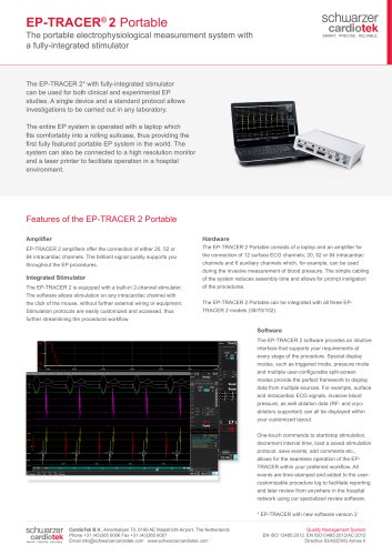EP-TRACER 2 Portable