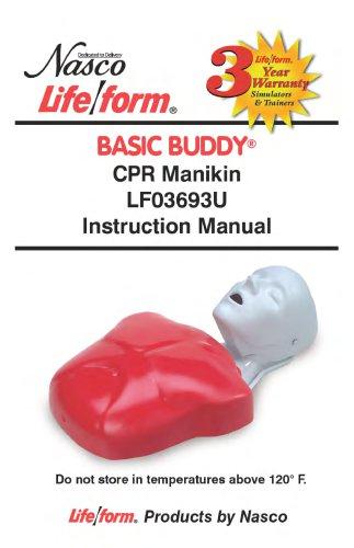Basic Buddy? Single CPR Manikin LF03693