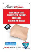 LF0330U Continuous Chest Compression Manikin