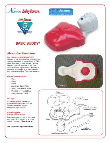 Life/form® Basic Buddy® CPR Manikin