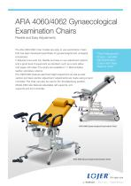 AFIA 4060 Gynaecological Examination Chair