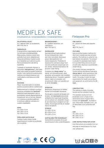 Mediflex mattress