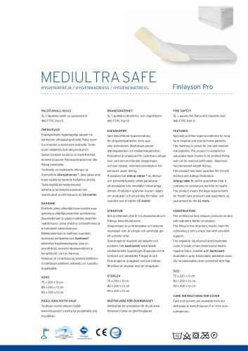 Mediultra mattress