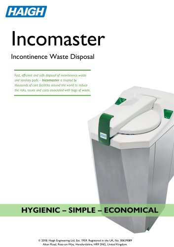 Incomaster