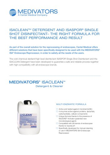 High-Level Disinfectants