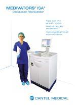 ISA® Automated Endoscope Reprocessor