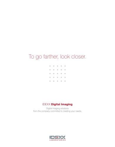 Digital Imaging Brochure