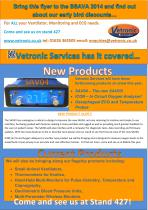 BSAVA 2014 Flyer