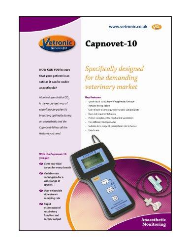 Capnovet-10 Specification Details