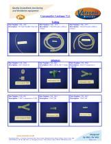 Consumables Catalogue