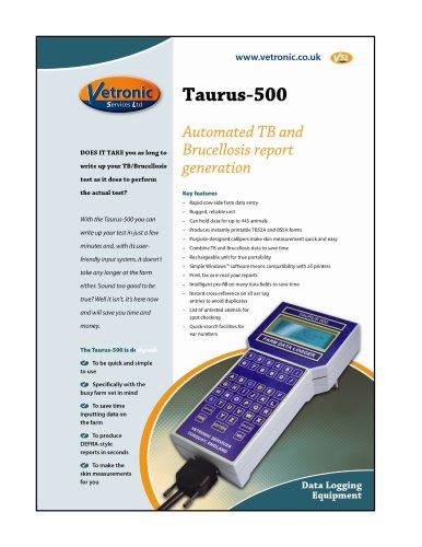 Taurus-500 Specification Details