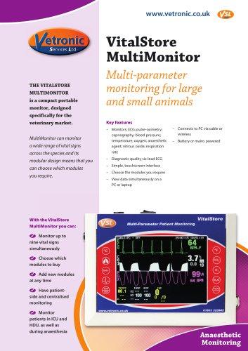 VitalStore MultiMonitor