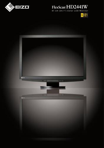 FlexScan HD2441W