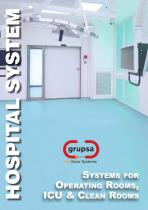 Hospital System Catalogue