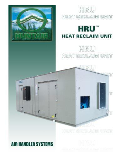 Heat Reclaim Units