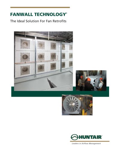The Ideal Solution for Fan Retrofits
