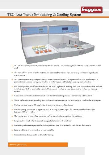 Tissue Embedding Station