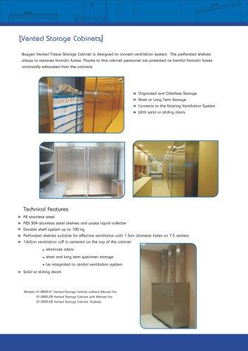 Vented Storage Cabinet
