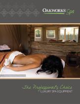 luxury spa equipment - 1