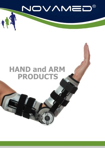 Hand and arm products