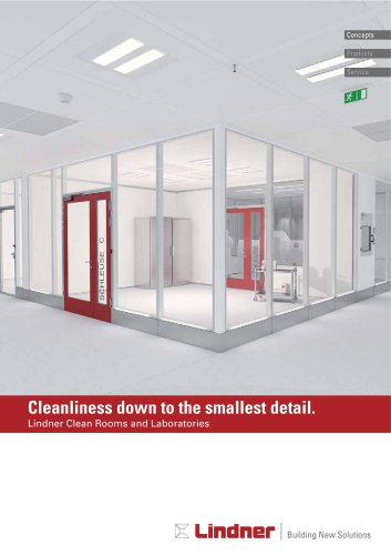 Lindner Clean Rooms and Laboratories