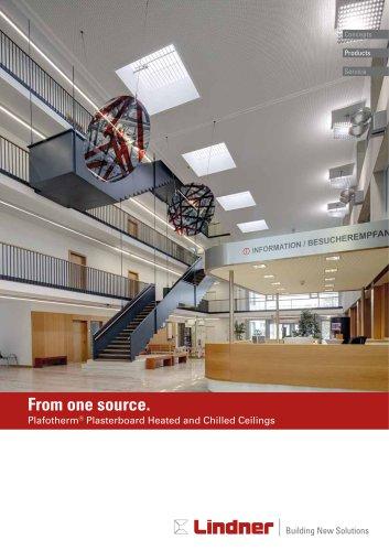 Plafotherm® GK Plasterboard Ceilings
