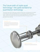 Brochure: AB SCIEX Triple Quad 5500 System: Above and beyond the competition - 8
