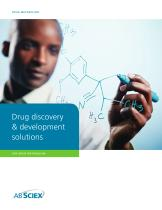 Brochure: Drug Discovery and Development Solutions