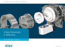 SCIEX SelexION® DIFFERENTIAL ION MOBILITY TECHNOLOGY