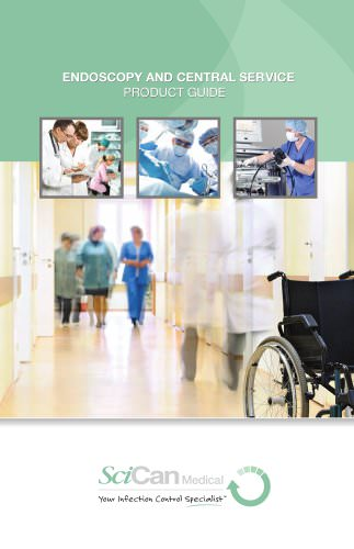 ENDOSCOPY AND CENTRAL SERVICE PRODUCT GUIDE