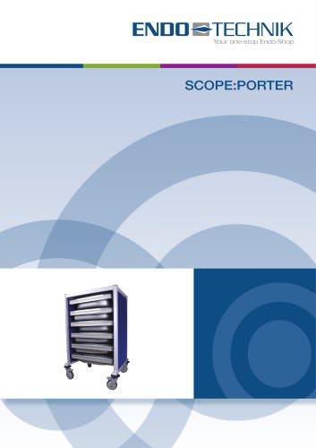 Endotechnik scope porter
