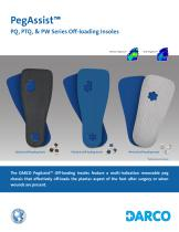 PegAssist™ Insole System