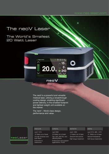 The neoV Laser