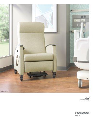 Mitra™ recliner seating