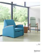 Mitra™ sleeper seating