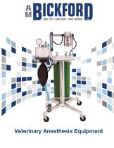 Veterinary Anesthesia Equipment