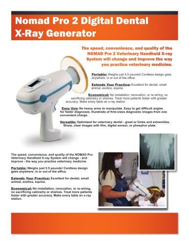 Aribex Nomad Pro 2 Dental X-Ray Generator