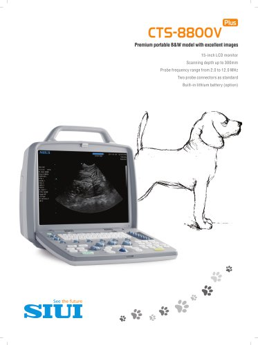 CTS-8800 Ultrasound