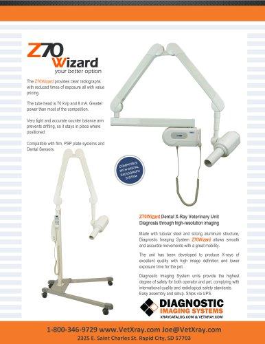 Z70 Dental X-Ray Vet
