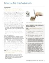 Cementing Total Knee Replacements - 5