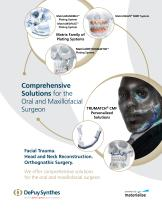 Comprehensive Solutions for the Oral and Maxillofacial Surgeon