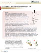 TFN-ADVANCED™ Proximal Femoral Nailing System (TFNA) - 1