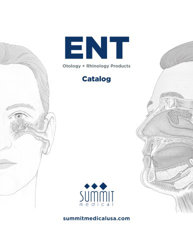 ENT Catalog