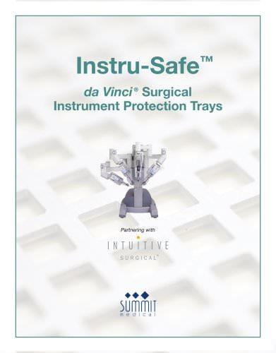 Instru-Safe da Vinci® Catalog