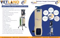e2 Electronic Oxygen Concentrator