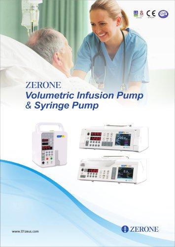 Volumetric Infusion Pump & Syringe Pump