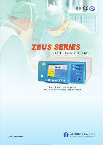 ZEUS Series Catalogue