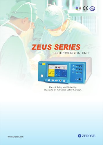ZEUS SERIES Electrosurgical Unit